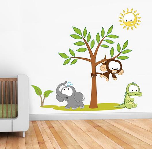 Kids Wall Art Stickers