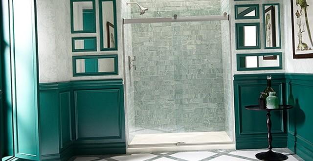 Kohler Shower Doors Cleaning
