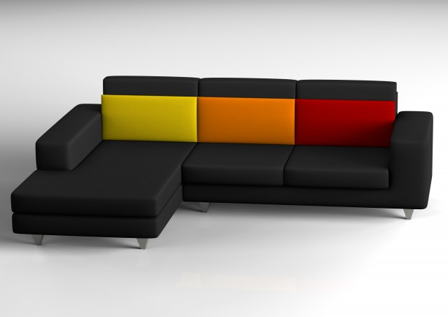 L Shaped Sofa Design