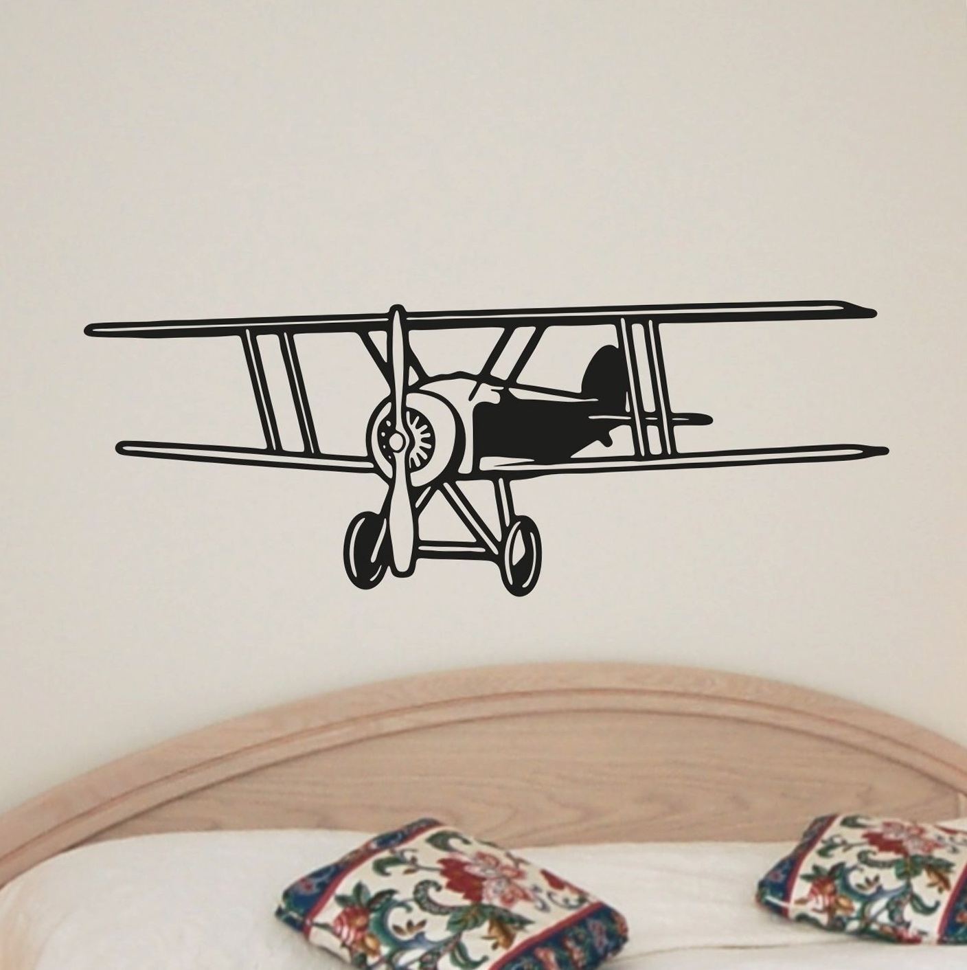 Large Airplane Wall Art