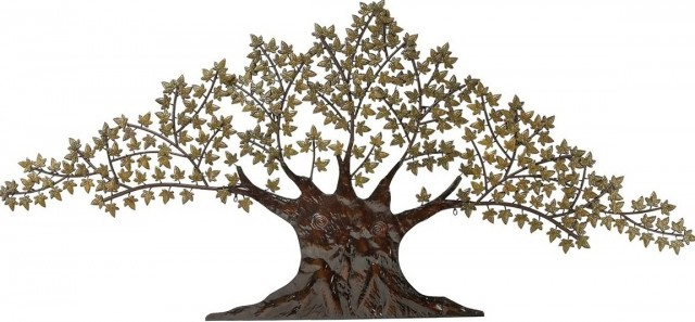 Large Metal Wall Art Tree