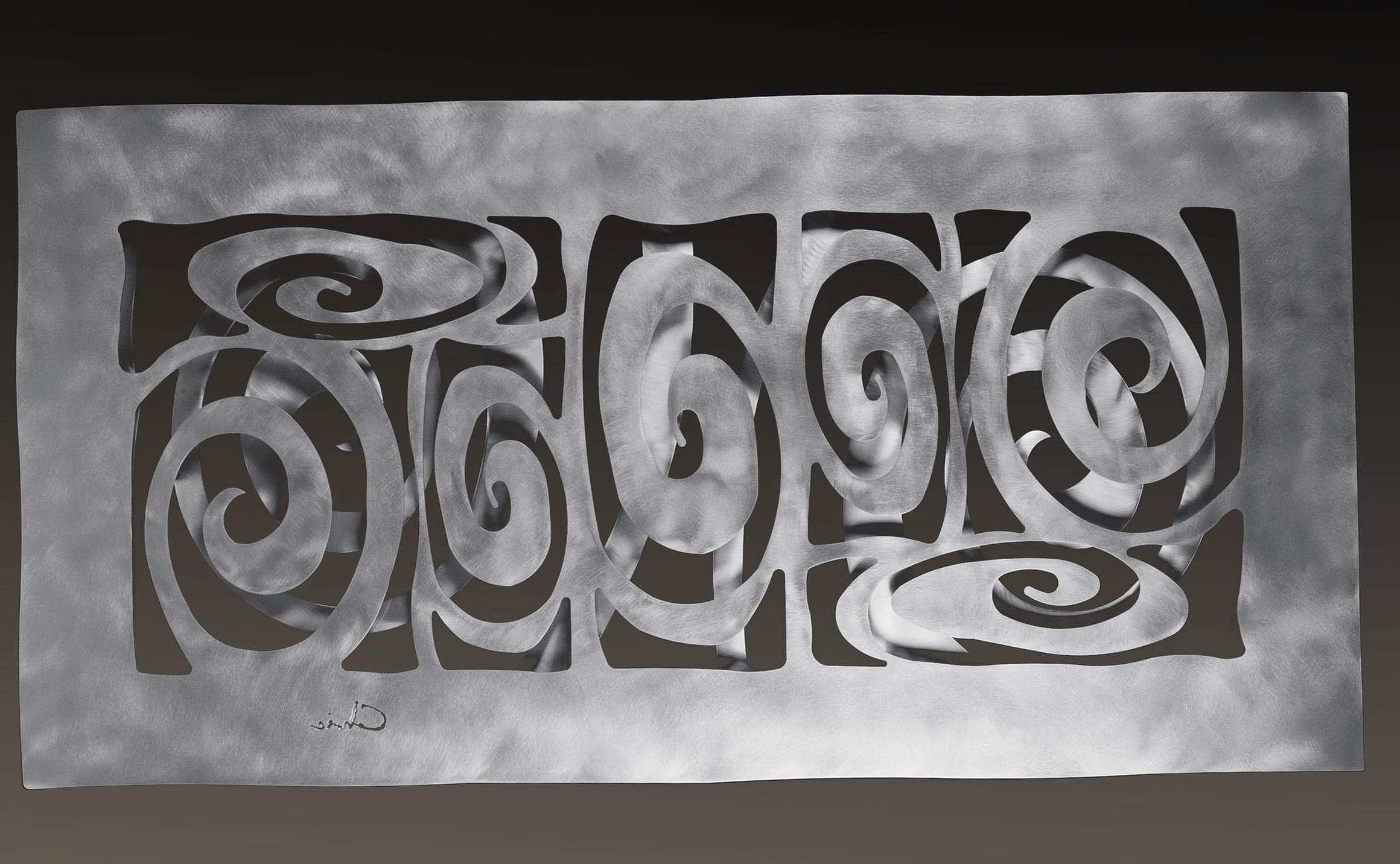Large Wall Metal Art