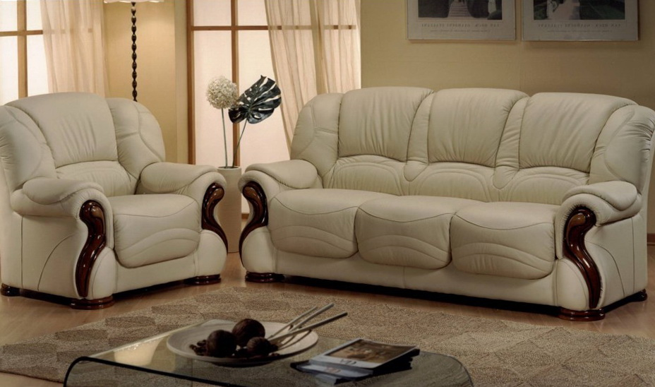 Leather Sofa Set India