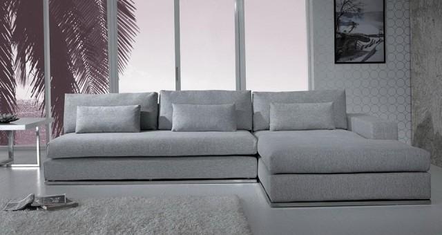 Light Grey Sectional Sofa
