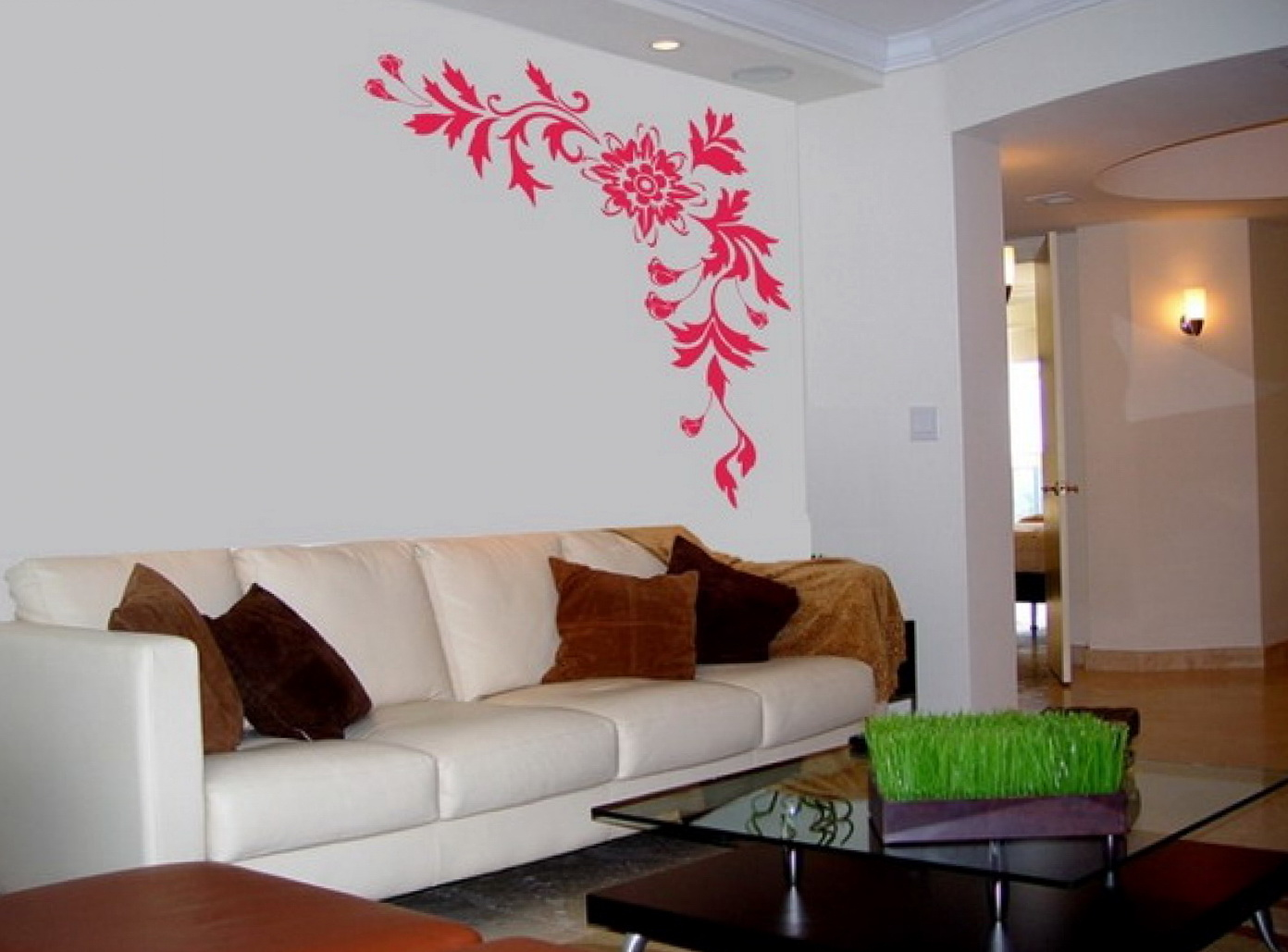 Living Room Wall Art Stickers