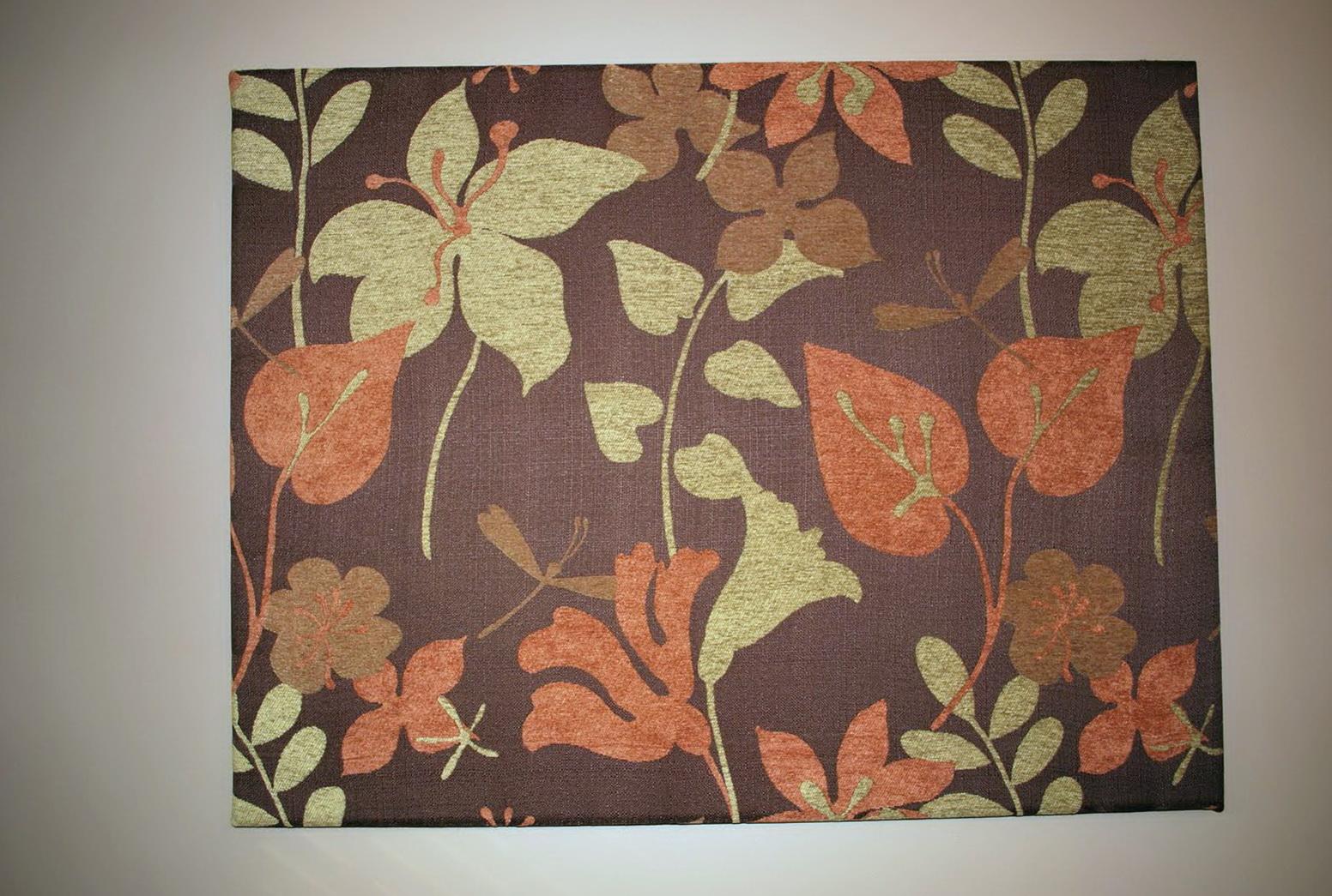 Marimekko Fabric Wall Art