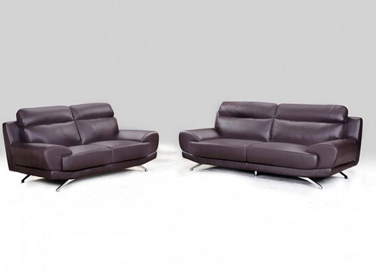 Mason Bonded Leather Sofa