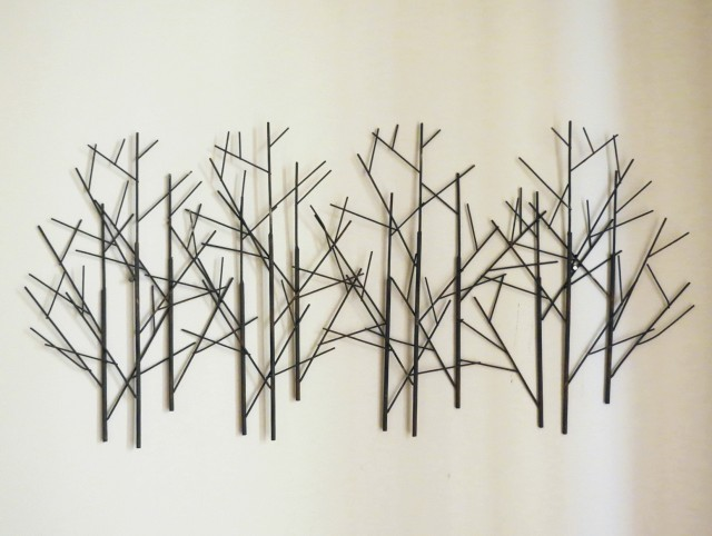 Metal Tree Wall Art Target