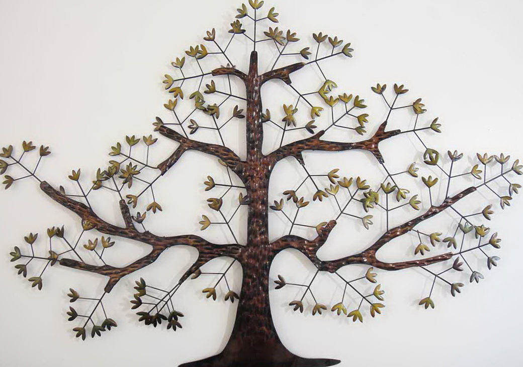Metal Tree Wall Art Uk