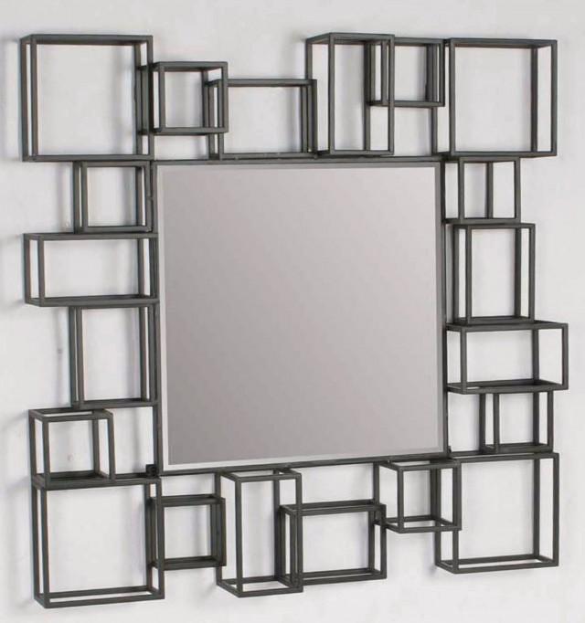 Mirror Wall Art Square