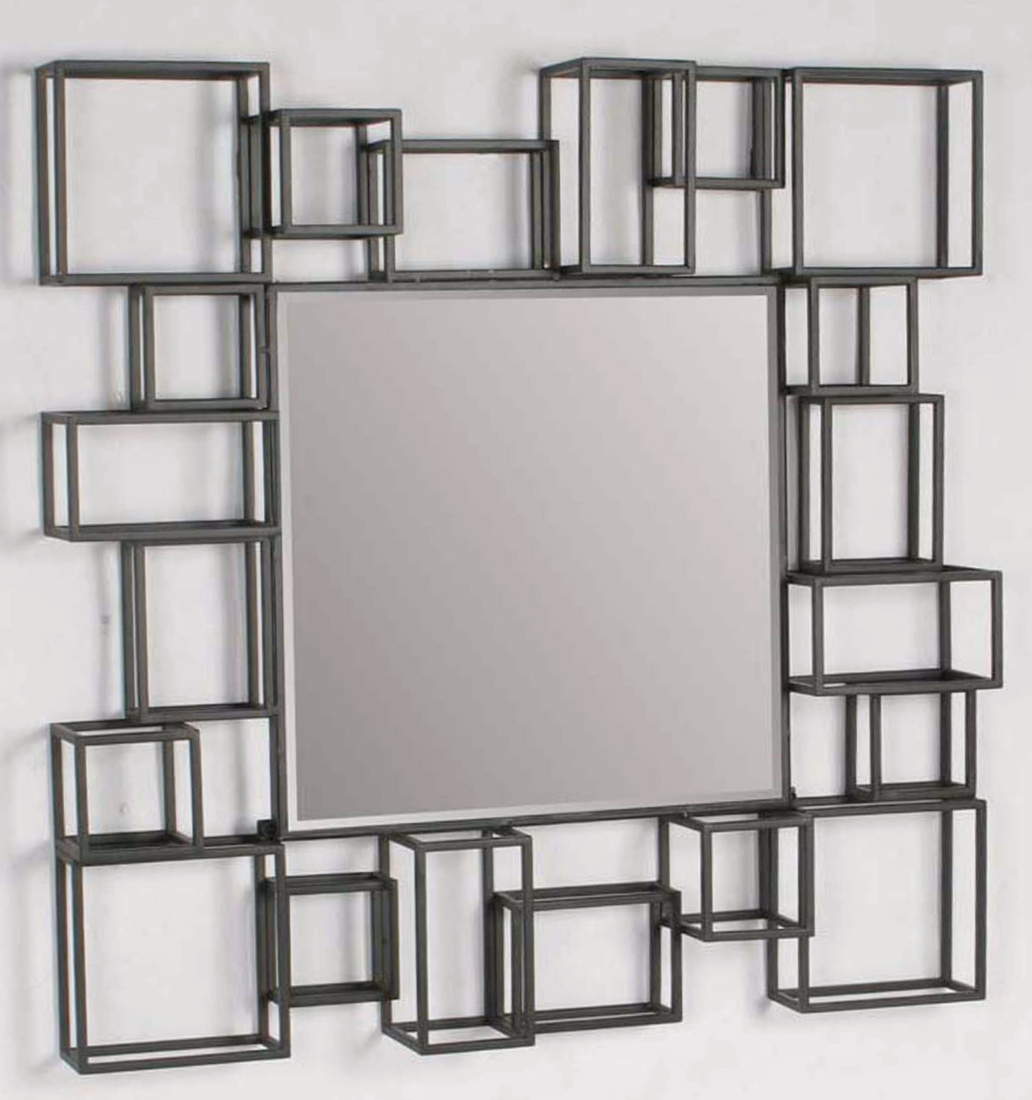 Mirror Wall Art Square