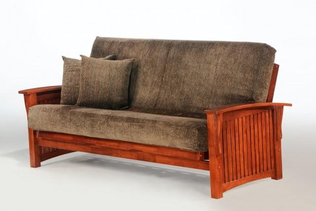 Mission Style Sofa Set