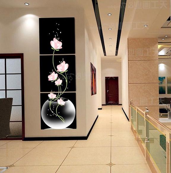 Modern 3 Piece Wall Art