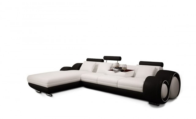 Modern Reclining Sectional Sofas