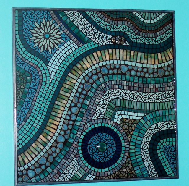 Mosaic Wall Art Diy
