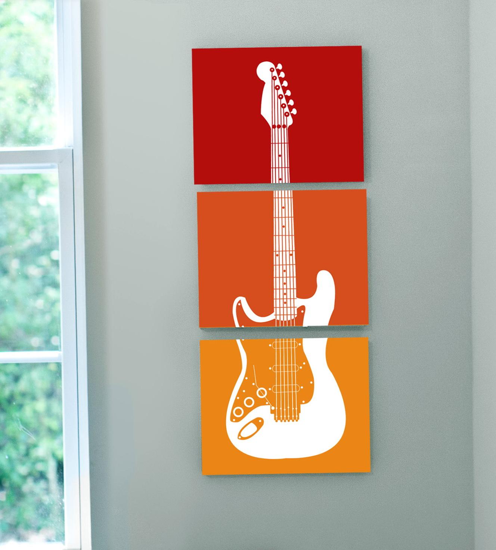 Music Wall Art Canvas