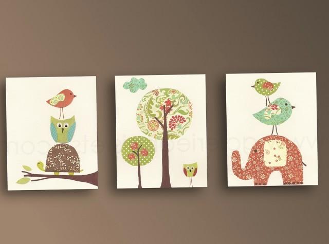 Nursery Wall Art Ideas