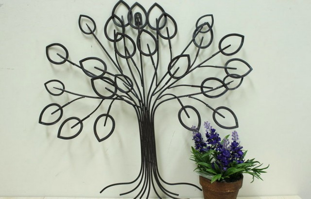 Outdoor Metal Wall Art Cheap