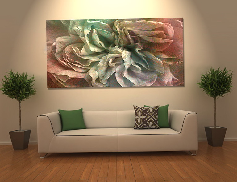 Oversized Wall Art Canvas