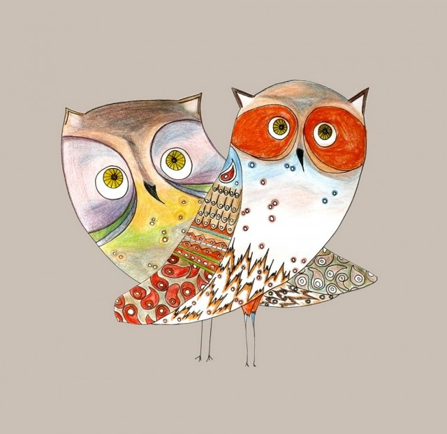 Owl Wall Art For Nursery