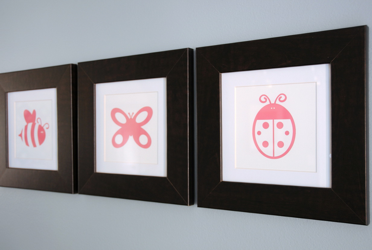 Personalised Baby Wall Art