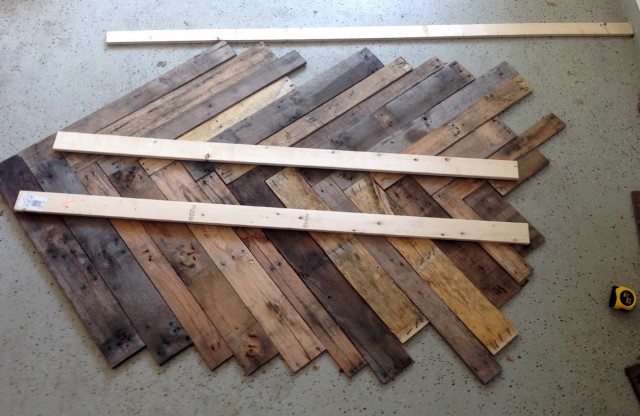 Reclaimed Wood Wall Art Uk