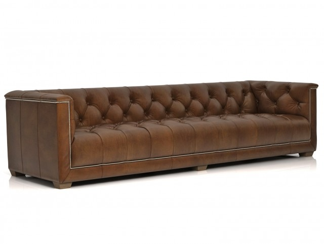 Restoration Hardware Sofa Leather