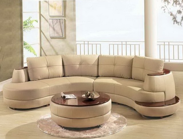 Sectional Leather Sofas For Small Spaces