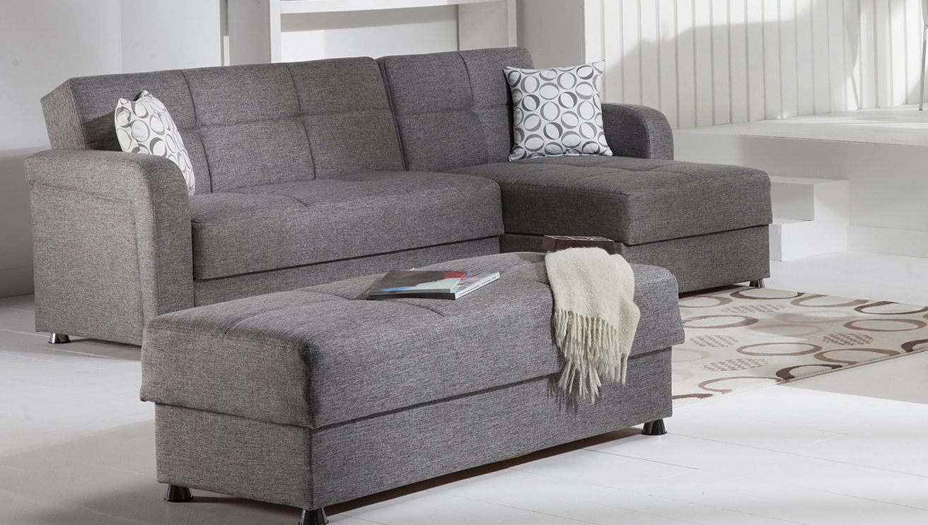 Sleeper Sofa Sectional Small Space