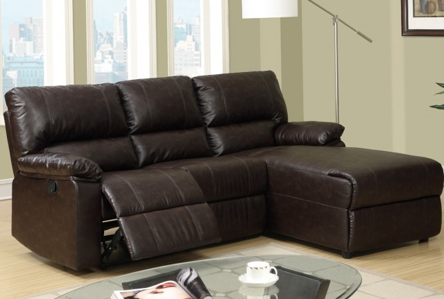 Sleeper Sofa Sectional With Recliners