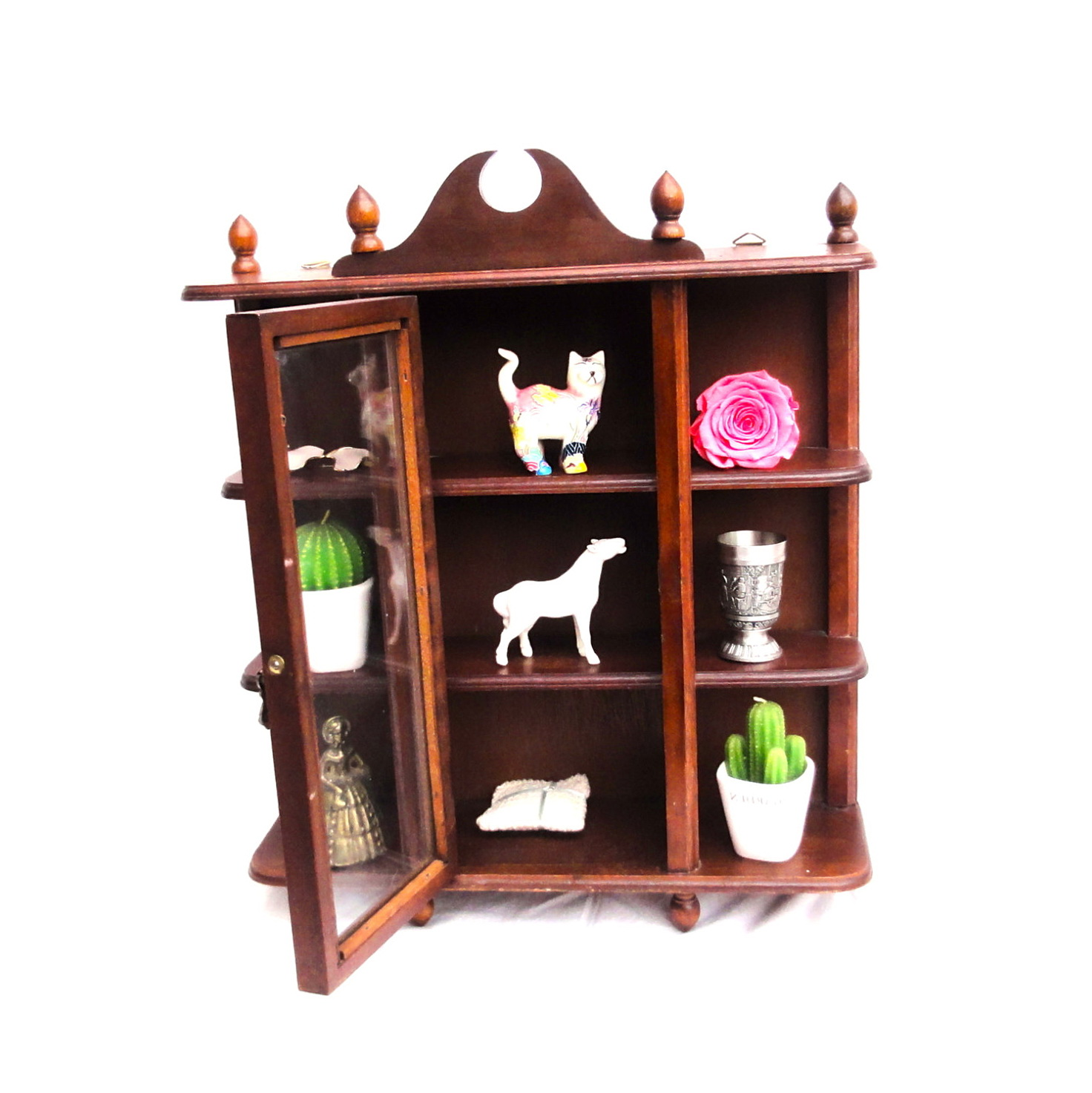 Small Wall Shelf With Doors