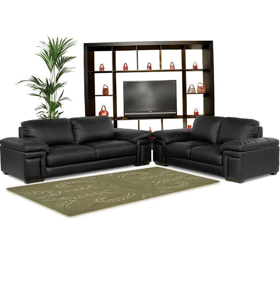 Sofa And Loveseat Arrangement