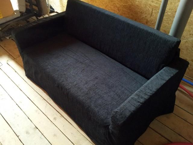 Solsta Sofa Bed Slipcover