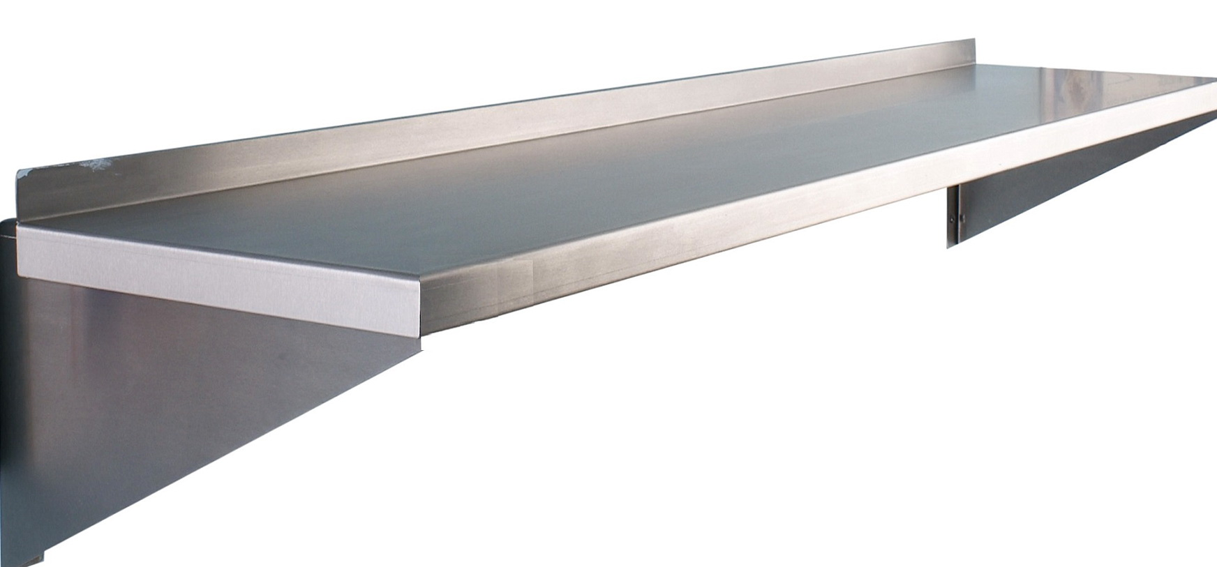 Stainless Steel Kitchen Wall Shelf