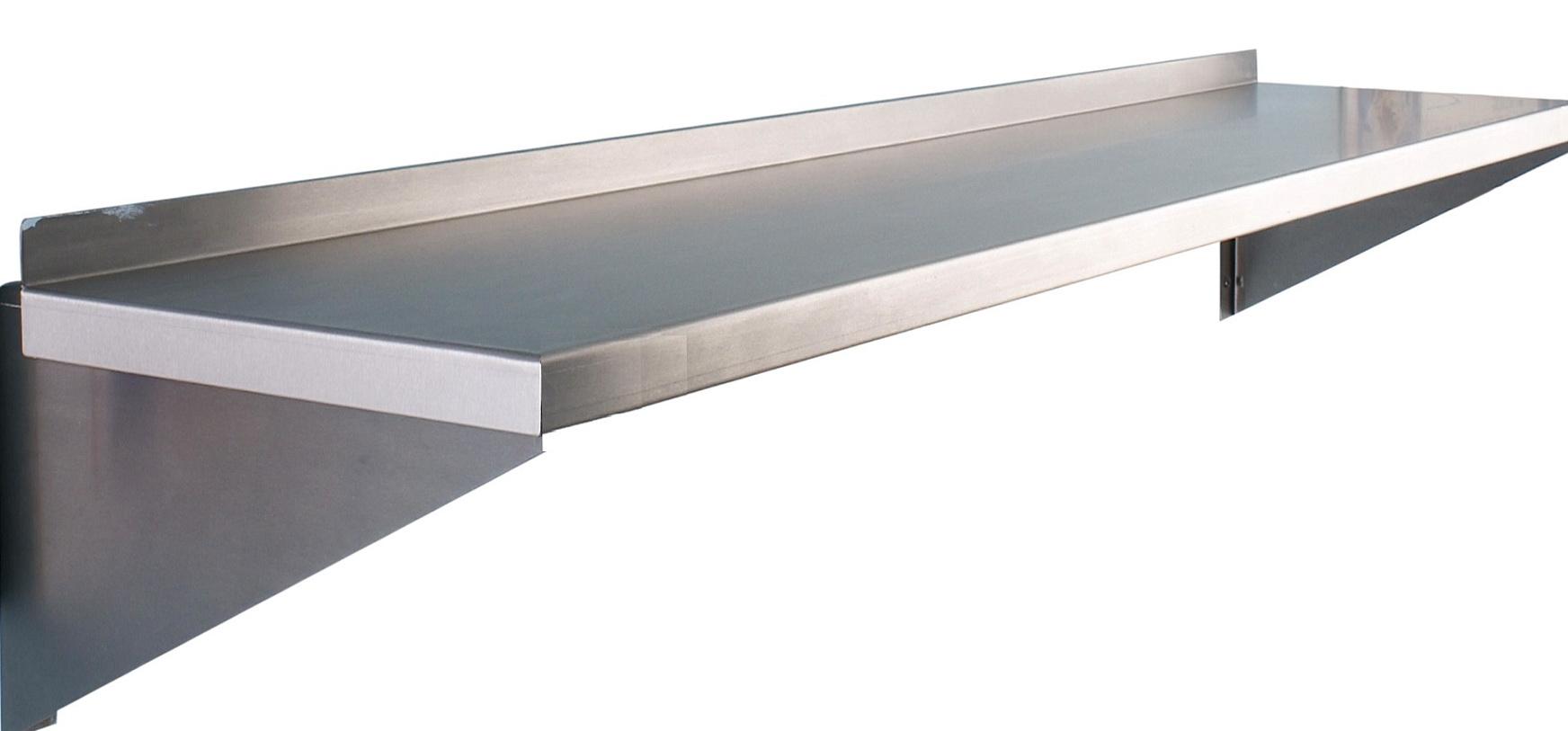 Stainless Steel Kitchen Wall Shelf