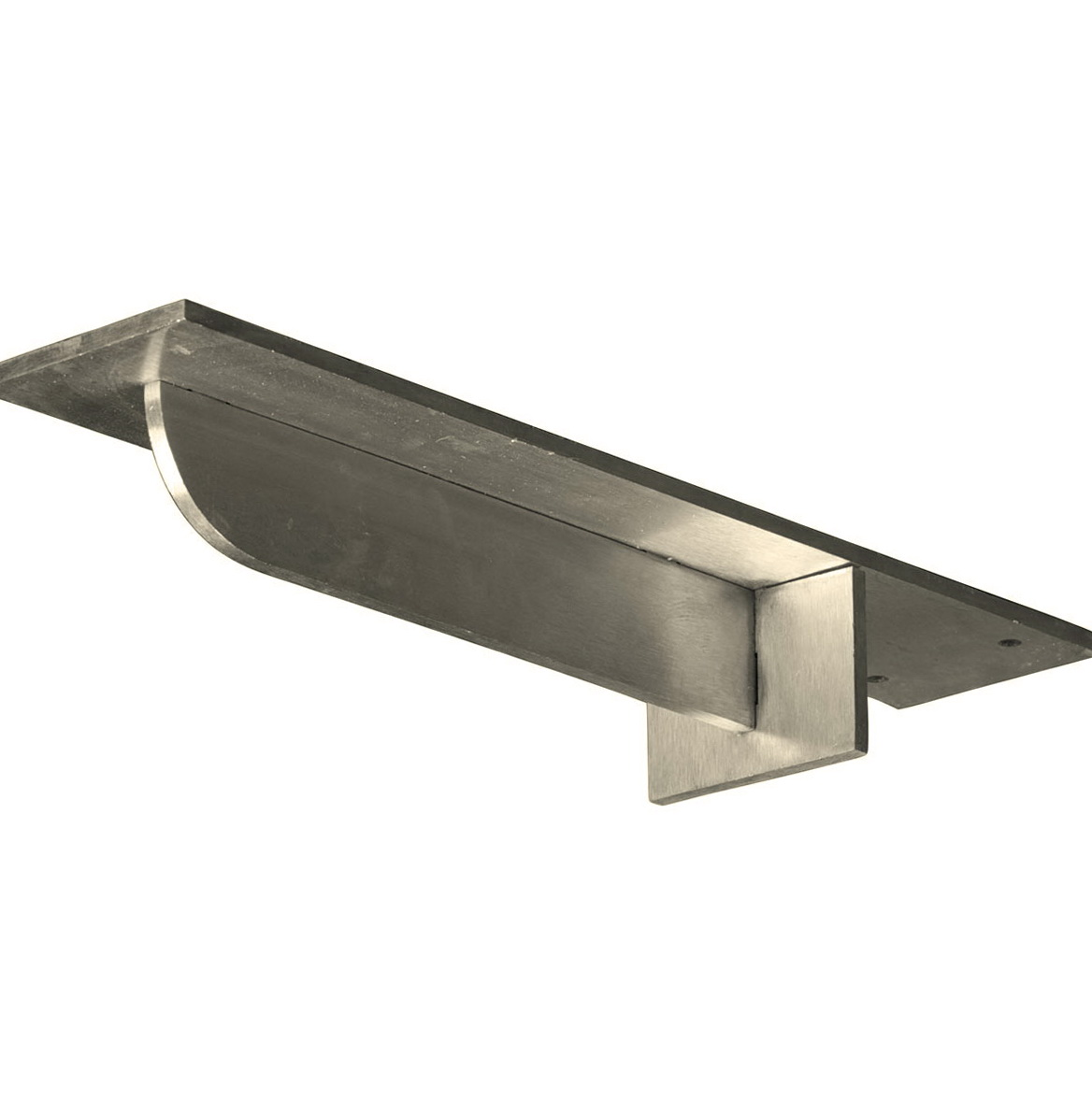 Stainless Steel Wall Shelf Brackets