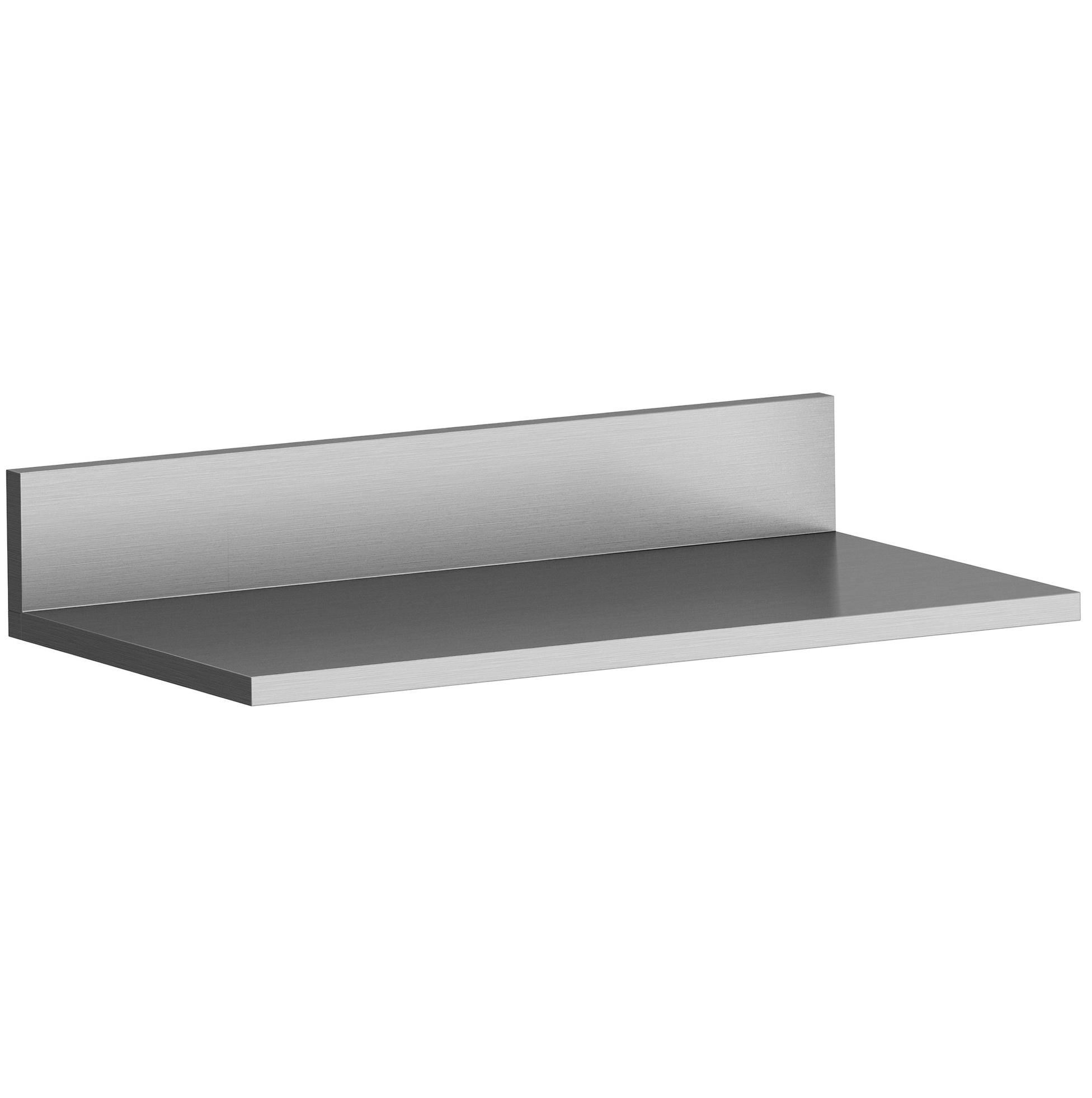 Stainless Steel Wall Shelf Ikea