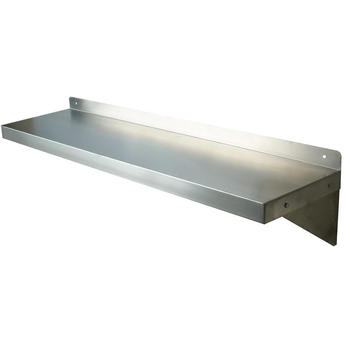 Stainless Steel Wall Shelf Kitchen