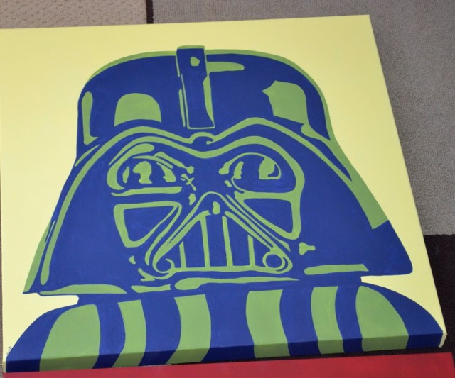 Star Wars Wall Art Canvas
