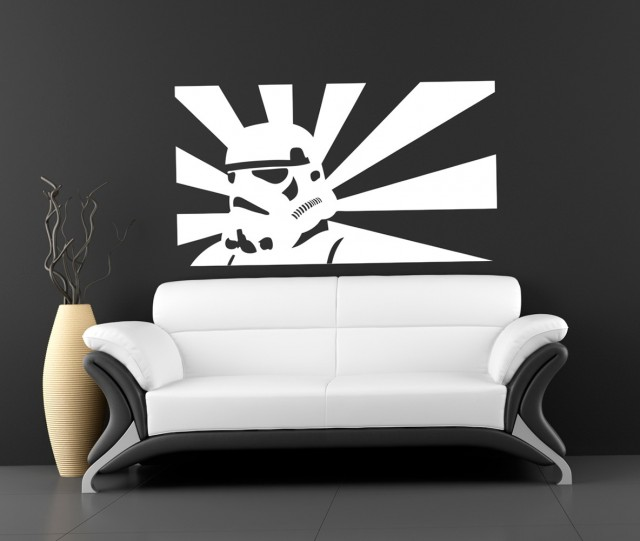 Star Wars Wall Art Stickers