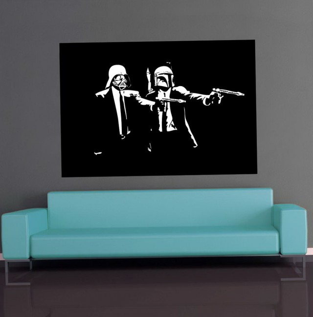 Star Wars Wall Art Uk