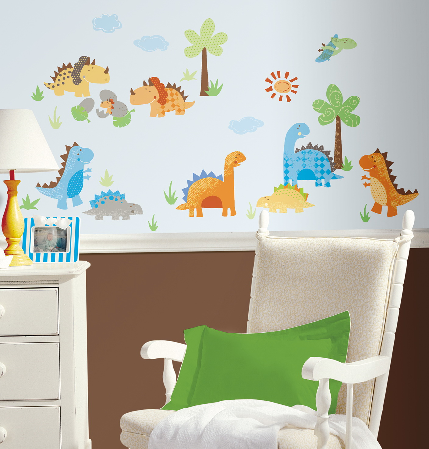 Stick On Wall Art For Nursery
