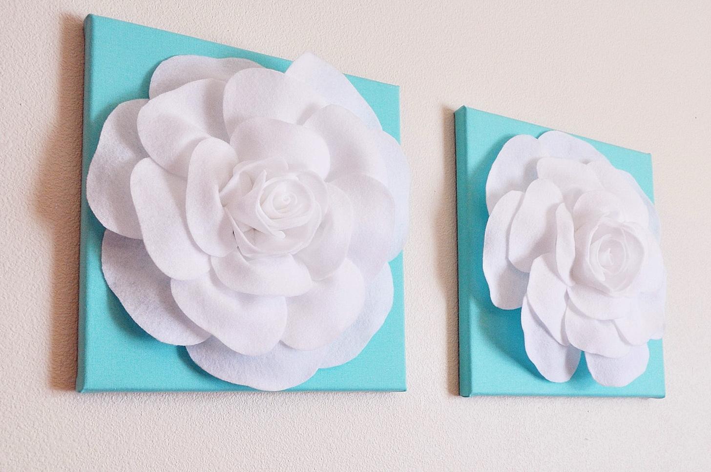 Tiffany Blue Wall Art
