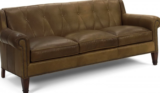 Top Grain Leather Sofa Care
