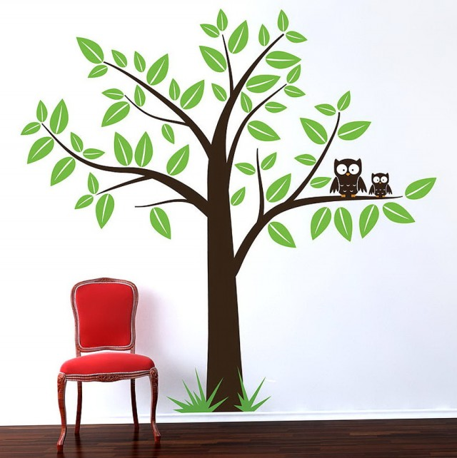 Tree Wall Art Decal