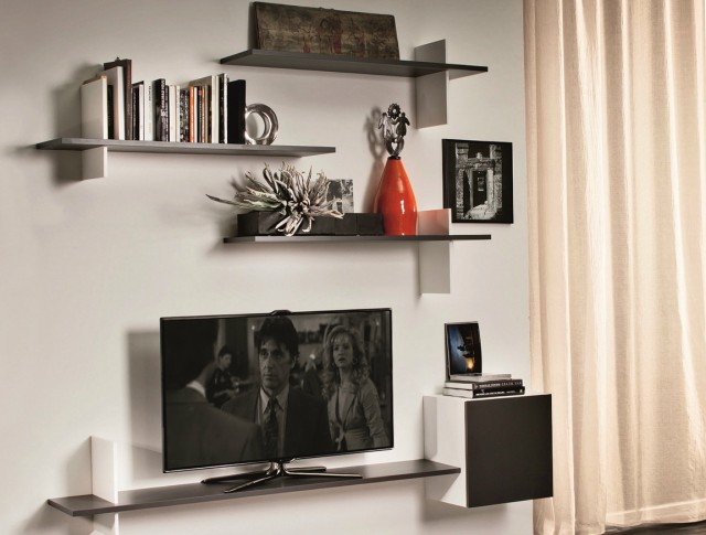 Tv Wall Shelf Mount