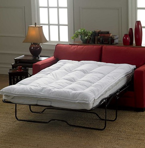 Twin Sofa Bed Mattress Pad