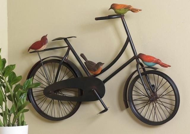 Vintage Bicycle Wall Art