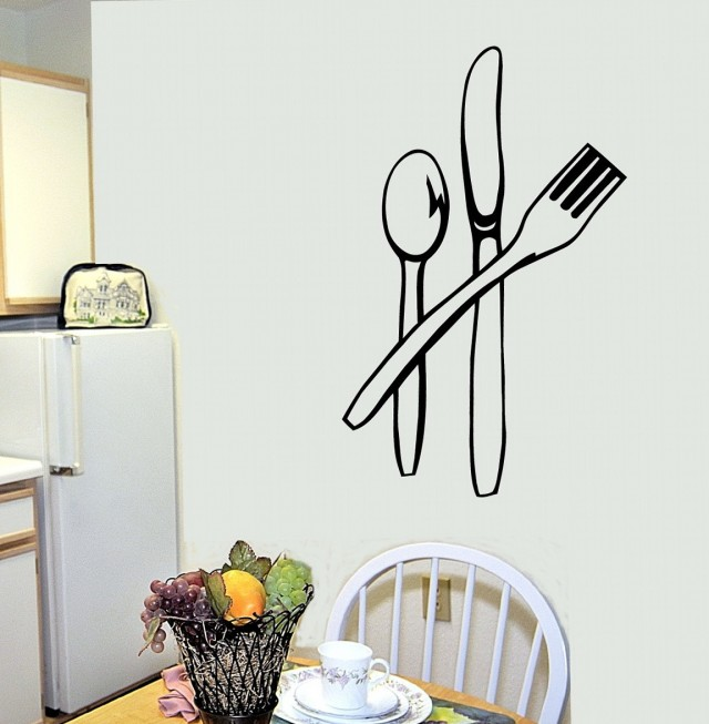 Vinyl Wall Art For Kitchen