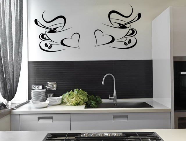 Vinyl Wall Art Kitchen